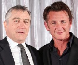 Sean Penn directing De Niro, Wiig in The Comedian
