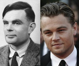 Will Leo DiCaprio play Alan Turing?