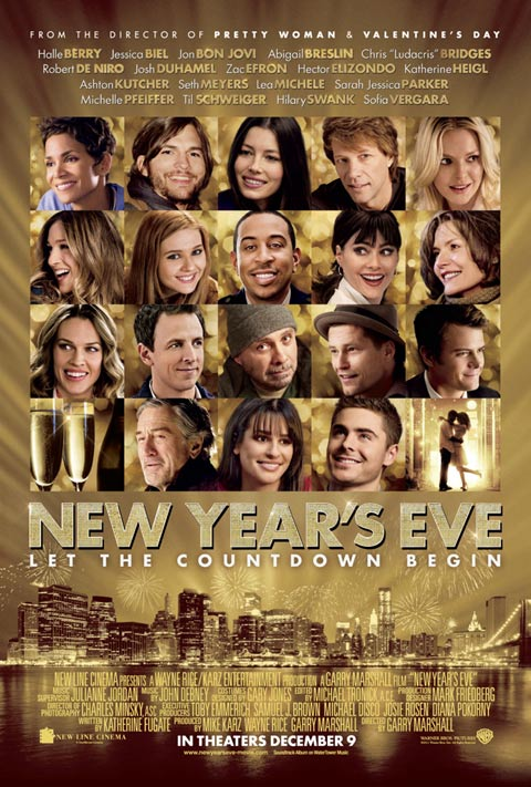 Team New Year's Eve create laziest poster ever