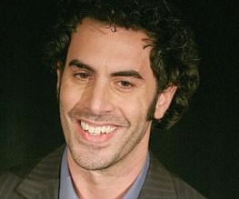 Sacha Baron Cohen to join Django Unchained