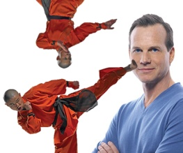 Bill Paxton is getting his Kung Fu on