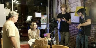 Interview! We talk to Missing Pieces director Kenton Bartlett