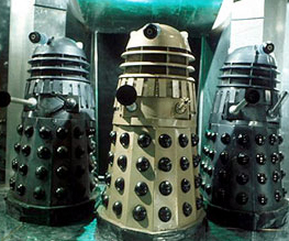 Doctor Who to warp onto the big screen