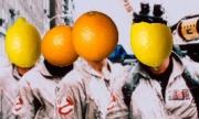 Orange(Wednesday)s And Lemons #43