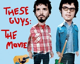 There might be a Flight of the Conchords movie