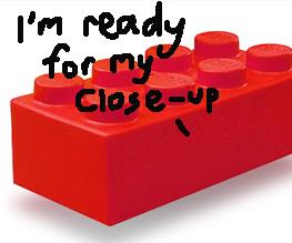 2014 Lego Movie under construction
