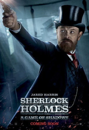 Sherlock Holmes sequel releases six new photos