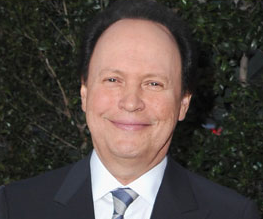 Billy Crystal's hosting the Oscars. Oh alright.