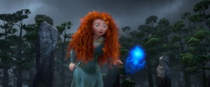 New stills from Pixar's Brave