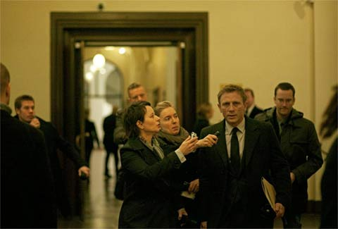 New still from Fincher's Girl With The Dragon Tattoo