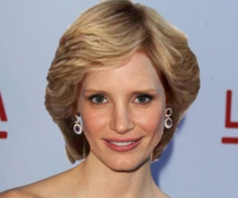 Jessica Chastain to play Princess Di