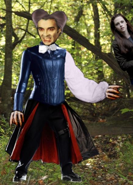 Monday Mash-Up: Vampires
