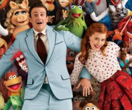 First clip from the Muppets opening number