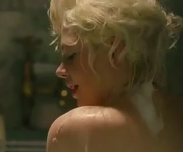 First clip of Michelle Williams as Marilyn Monroe