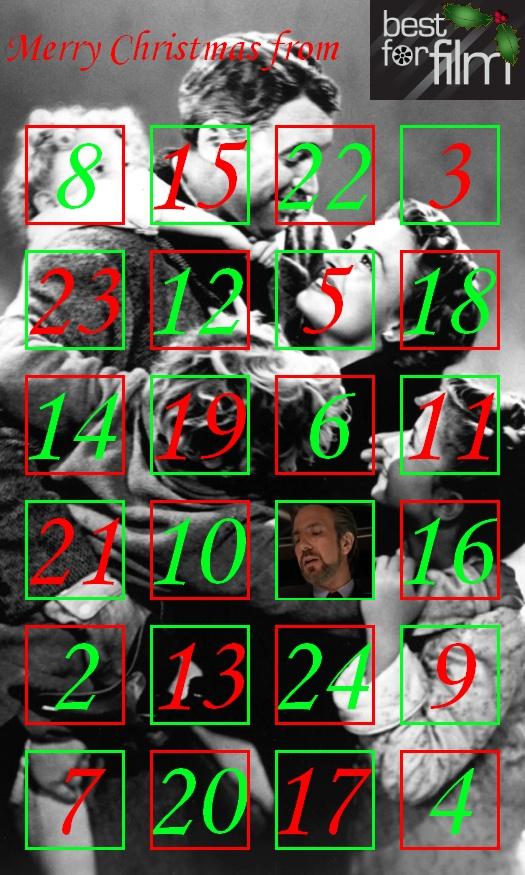BFF Advent Calendar – 1st of December