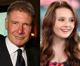 Harrison Ford and Abigail Breslin join Ender's Game