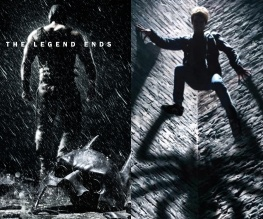 Spider-Man and Dark Knight Rises posters are worryingly similar