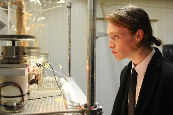 First image from Brandon Cronenberg's Antiviral