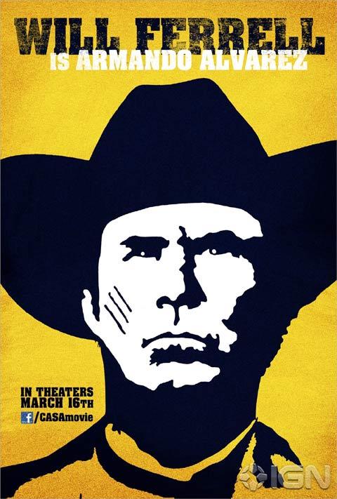 First poster for Will Ferrell's Casa de mi Padre