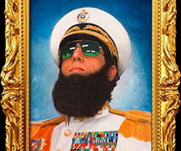 First trailer for The Dictator now online