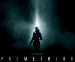 Teaser poster for Prometheus revealed