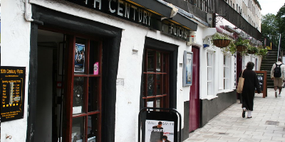 Top 5 Places To Rent Films In The UK