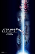 New posters for The Phantom Menace 3D