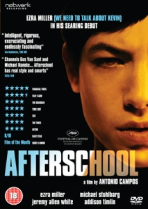 WIN Afterschool on DVD