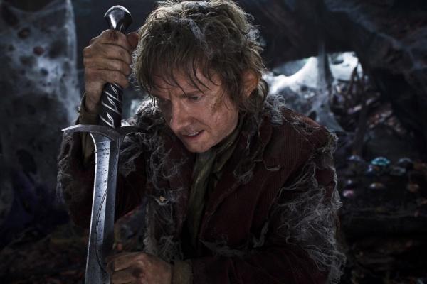 New Hobbit image shows Bilbo Baggins in Mirkwood