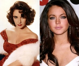 Lindsay Lohan may play Elizabeth Taylor. The world weeps.