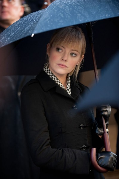 Two new and incredibly boring photos from The Amazing Spiderman