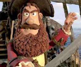 Aardman pulls perfectly armless leper joke from Pirates!