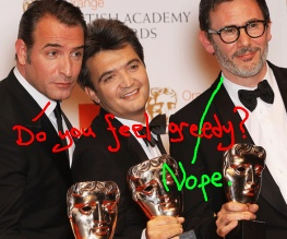 The Artist wins all the BAFTAs ever