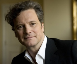 Colin Firth ties the Devil's Knot