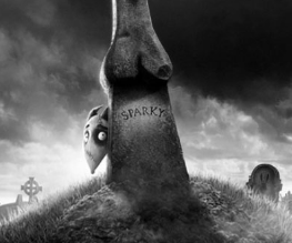 First poster for Tim Burton's Frankenweenie