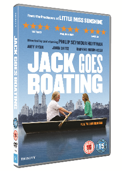 WIN: Jack Goes Boating on DVD