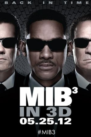 New poster for MiB 3