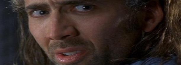 Top 10 Nicolas Cage films
