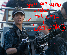 New trailer for Battleship