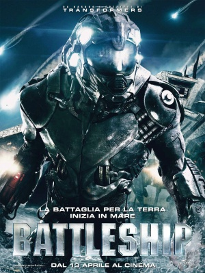 Rihanna is tooled up and ready for action in new Battleship posters