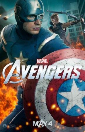 Yet more posters for Marvel Avengers Assemble