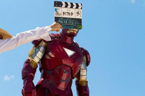 More Avengers photos!