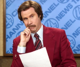 Will Ferrell Returns In… Anchorman 2
