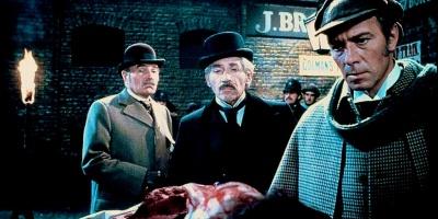 Sherlock Holmes story Murder By Decree