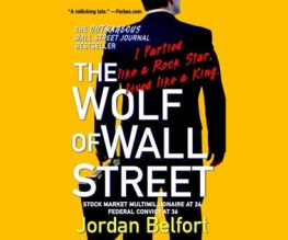 Scorsese and DiCaprio team up again for The Wolf Of Wall Street