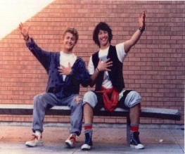 Bill & Ted 3 script written and ready to go