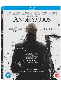 WIN: Anonymous on Blu-ray