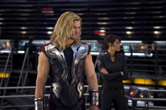 New Avengers images showcase…erm…