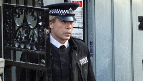 First images of Javier Bardem in Skyfall
