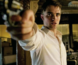 First glimpse of R-Patz in teaser for Cronenberg's Cosmopolis